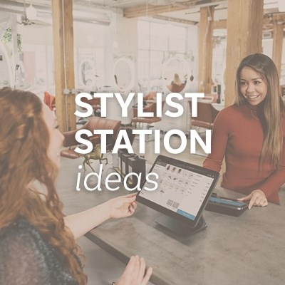 17 Ideas for Salon Chairs, Furniture, and Stylist Stations