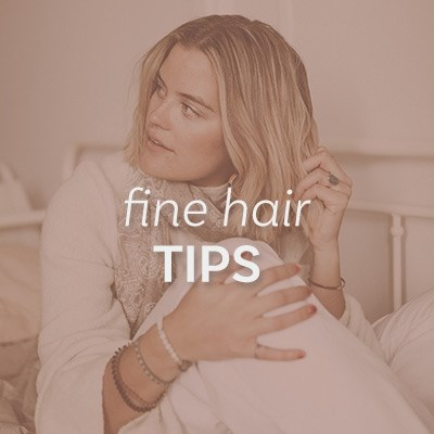 Top Tips and Tricks Stylists Can Use to Add Volume to Fine, Flat Hair