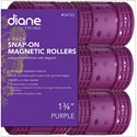 Diane Diane Snap-On Magnetic Roller 6 pk. - Purple 1.75 inch
